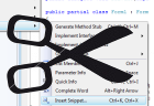 Code Snippets in Visual Studio