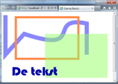 Workshop HTML5 Canvas: deel 1, tekenen op het canvas