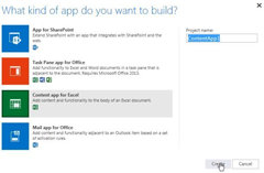 Office Apps maken voor Office 365