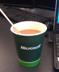 Microsoft Coffee